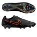 Nike Magista Opus FG Soccer Cleats (Black/Rough Green)