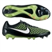 Nike Magista Opus FG Soccer Cleats (Black/White/Volt/Hyper Punch)