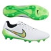 Nike Magista Opus FG Soccer Cleats (White/Black/Total Orange/Poison Green)
