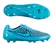 Nike Magista Opus FG Soccer Cleats (Turquoise Blue/Black)