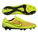 Nike Magista Opus FG Soccer Cleats (Volt/Metallic Gold/Black/Hyper Punch)