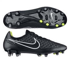 Nike Magista Orden FG Soccer Cleats (Black/Volt/White)