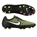 Nike Magista Orden FG Soccer Cleats (Black/Volt/Hyper Punch/White)