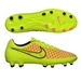 Nike Magista Orden FG Soccer Cleats (Volt/Metallic Gold/Black/Hyper Punch)