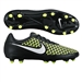 Nike Magista Onda FG Soccer Cleats (Black/Volt/Hyper Punch/White)