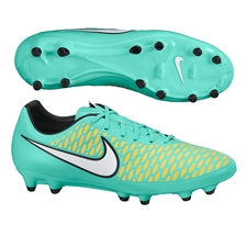 Nike Magista Onda FG Soccer Cleats (Hyper Turquoise/Laser Orange/Hyper Crimson/White)