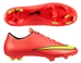 Nike Mercurial Victory V FG Soccer Cleats (Hyper Punch/Metallic Gold/Black/Volt)