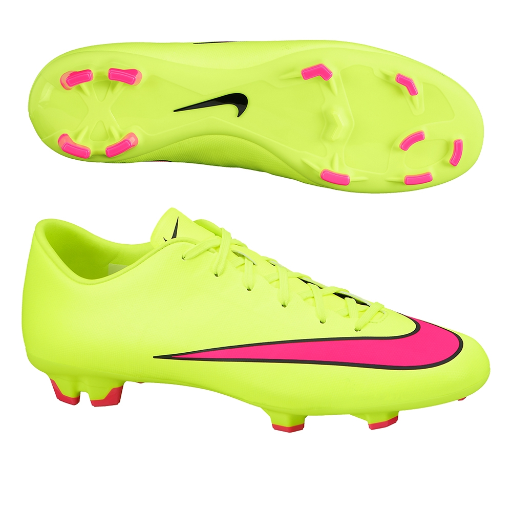 rosh run noir et rouge - SALE: $54.95 - Nike Mercurial Victory V FG Soccer Cleats (Volt ...