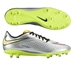 Nike Hypervenom Phelon Premium FG Soccer Cleats (Chrome/Metallic Gold Coin/Hyper Pink)