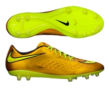 Nike Hypervenom Phelon Premium FG (Metallic Gold Coin/Tour Yellow/Lucky Green/Black)
