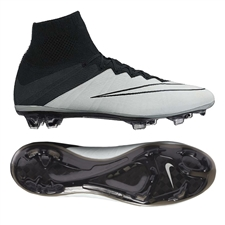 Nike Mercurial SuperFly IV Tech Craft (Leather) FG Cleats (Light Bone)