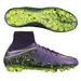 Nike Hypervenom Phantom II AG-R Soccer Cleats (Hyper Grape/Black/Volt)