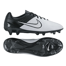Nike Magista Opus Tech Craft (Leather) FG Cleats (Light Bone)