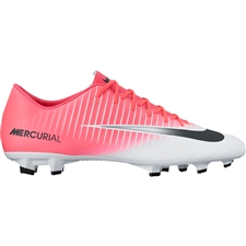 Nike Mercurial Victory VI FG Soccer Cleats (Racer Pink/Black/White)