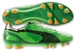Puma evoSPEED 1 Cedella Marley Limited Edition Soccer Cleats (Fluoresecent Green/Black/Team Orange)