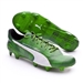 Puma evoSPEED SL Grass FG Soccer Cleats (Jasmine Green/White/Black)