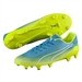 Puma evoSPEED Fresh FG Soccer Cleats (Blue/Yellow/White)