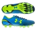Under Armour Clutchfit FG Soccer Cleats (Electric Blue)