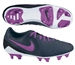 Nike Women's CTR360 Trequartista III FG Soccer Cleats (Dark Armory Blue/Club Pink/Black Armory)