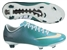 Nike Women's Mercurial Veloce FG Soccer Cleats (Atomic Teal/Melon Teal/Dark Atomic Teal)