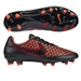 Nike Women's Magista Onda FG Soccer Cleats (Black/Bright Mango/Action Red/Black)