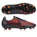 Nike Women's Magista Orden FG Soccer Cleats (Black/Bright Mango/Action Red/Black)