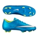 Nike Women's Mercurial Victory V FG Soccer Cleats (Blue Lagoon/White/Volt/Black)