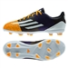 Adidas F10 TRX FG Messi Youth Soccer Cleats (Solar Gold/White/Earth Green)
