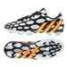 Adidas Predator Instinct Battle Pack  FG Youth Soccer Cleats (Core White/Solar Gold/Black)