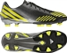Adidas Predator Absolado LZ TRX FG Youth Soccer Cleats (Black/ Lab Lime/Neo Iron Met)