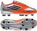 Adidas F30 TRX FG Youth Soccer Cleats (Metallic Silver/Black/Infrared)