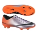 Nike Youth Mercurial Victory IV FG Soccer Cleats (Metallic Mach Purple/Black/Total Orange)