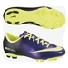 Nike Youth Mercurial Victory IV FG Soccer Cleats (Electro Purple/Black/Volt)