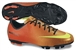 Nike Youth Mercurial Victory IV FG Soccer Cleats (Sunset/Total Crimson/Black/Volt)