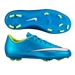 Nike Youth Mercurial Victory V FG Soccer Cleats (Blue Lagoon/Volt/Black/White)