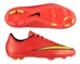 Nike Youth Mercurial Victory V FG Soccer Cleats (Hyper Punch/Metallic Gold/Black/Volt)