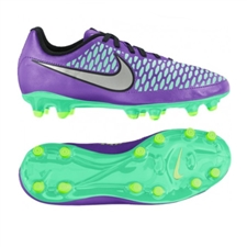 Nike Youth Magista Onda FG Soccer Cleats (Hyper Grape/Purple Dynasty/Green Glow)