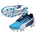 Puma Kun Aguero 16 Youth FG Soccer Cleats (Fluro Blue/White/Fluro Yellow)