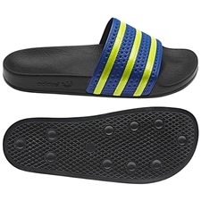 Adidas Originals Adilette Sandal (Legend Ink/Electricity/True Blue)