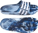 Adidas Youth Duramo Slide K (Prime Blue/Running White/New Navy)