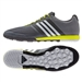 Adidas ACE 15.1 CG Turf Soccer Shoe (Dark Grey/Clear Grey/Solar Yellow)