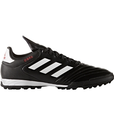 Adidas Copa 17.3 TF Turf Soccer Shoes (Core Black/White)