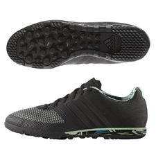 Adidas ACE 15.1 City Pack Brooklyn CG Turf Soccer Shoe (Dark Grey/Black/Frozen Green)