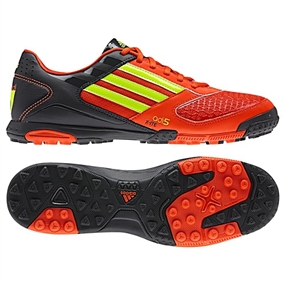 Adidas adi5 X-ite Turf Soccer Shoes (High Energy/Electricity/Phantom)