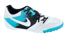 Nike5 Bomba Junior Turf Shoes (Windchill/White/Black)