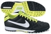 Nike Tiempo Mystic IV Soccer Turf Shoes (Black/Electric Green/White)