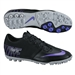 Nike FC247 Bomba Pro II Turf Soccer Shoes (Black/Purple Venom/Wolf Grey)