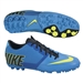 Nike FC247 Bomba Pro II Turf Soccer Shoes (Blue Hero/Black/Current Blue/Volt)
