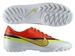 Sale $44.95 | Nike CR Mercurial Victory IV Turf Soccer Shoes (White/Loyal Blue/Total Crimson/Volt)