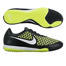 Nike Magista Onda Soccer Turf Shoes (Black/White/Volt/Hyper Punch)